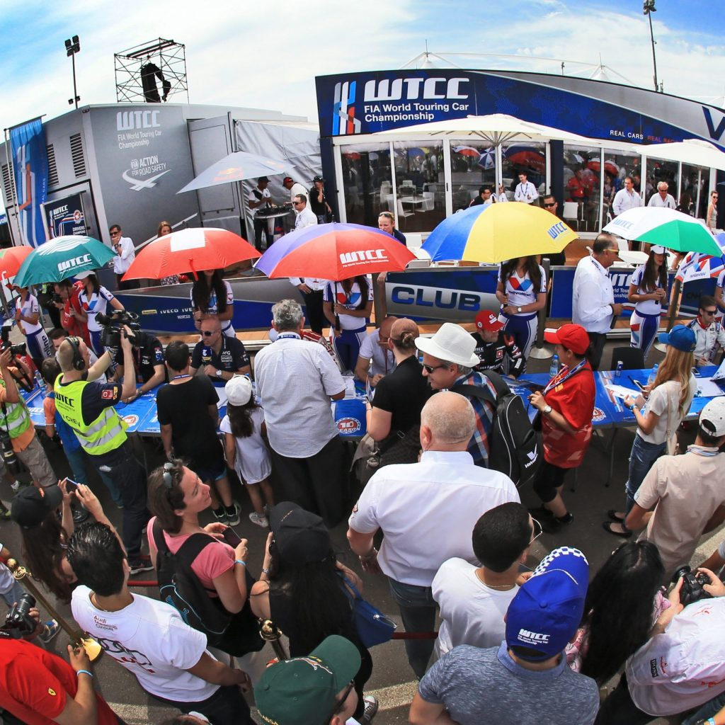 AUTOMOBILE: Race of Morocco- WTCC-11/04/2014